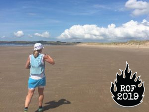 Fiona Lynch - Fastest Lady - Ring O' Fire 2019